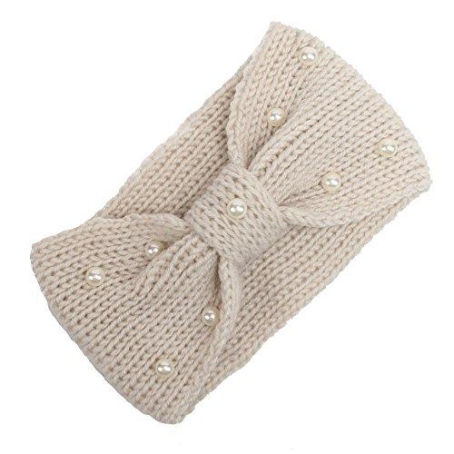 HighlifeS Women Knit Headband Sport Wool Headbands Yoga Head