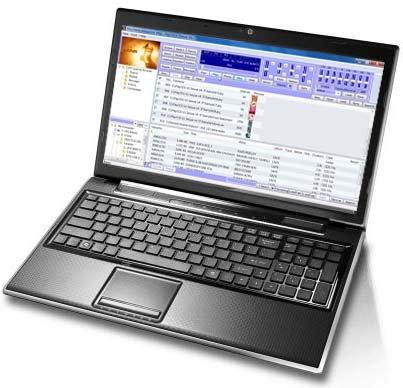 CAVS Laptop Karaoke Player SR101