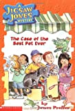 The Case of the Best Pet Ever, James Preller, 0439559952