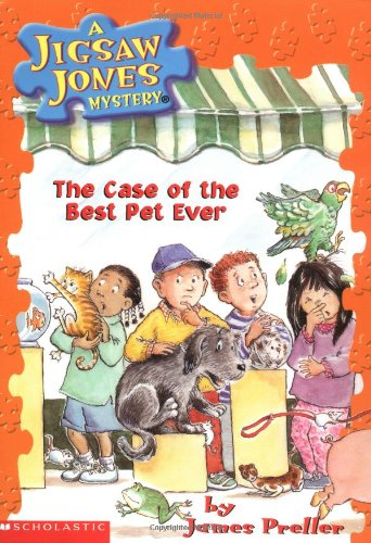Download The Case of the Best Pet Ever (Jigsaw Jones Mystery, No. 22) pdf epub