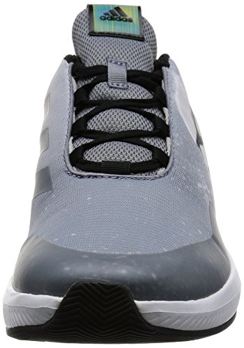 adidas Star Wars K, Zapatillas Unisex Niños, Negro (Negbas/Gris/Ftwbla), 31.5 EU