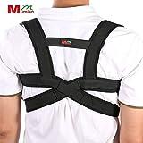 CLKjdz Mumian Adjustable Breathable Posture Corrector Brace Shoulder Support Belt