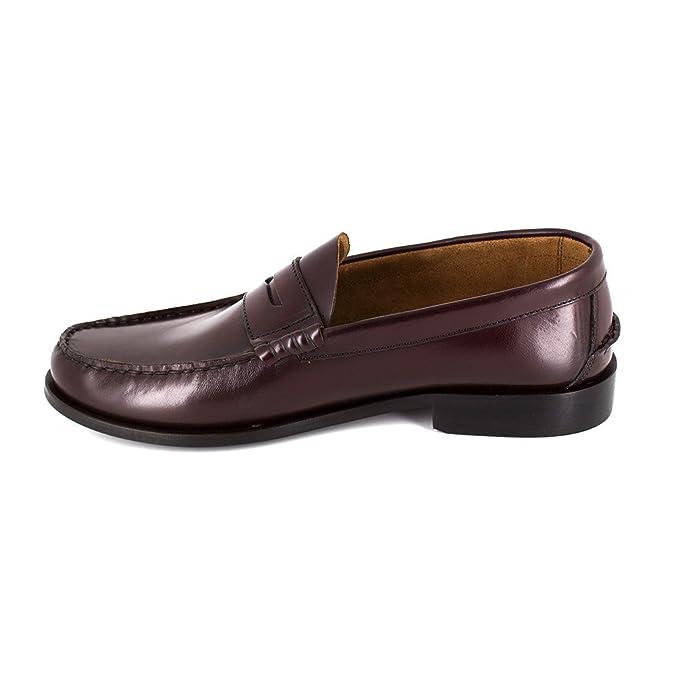 J.BRADFORD Chaussures Mocassins JB-COOPER Bordeaux - Couleur - Rouge zLAorCPw