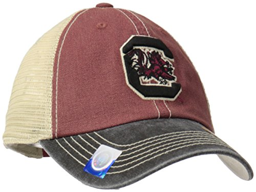 Adjustable Game Cap (Top of The World NCAA Off Road Adjustable Cap, One Size,)