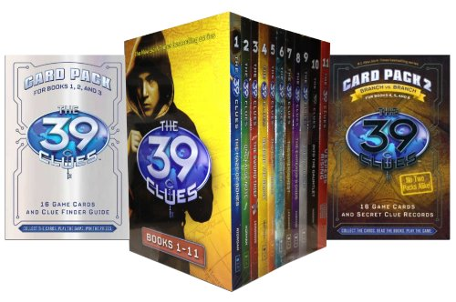 the 39 clues game cards - 8