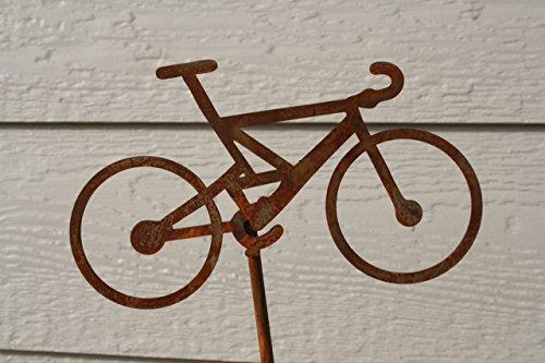 Garden Bicycle (Metal Bicycle Garden Stake)