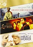 Greatest Story Ever Told, The / Luther / The Miracle Worker Triple Feature