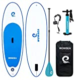 WOWSEA Inflatable Stand Up Paddle Board for Teenagers and Children - Size7'8
