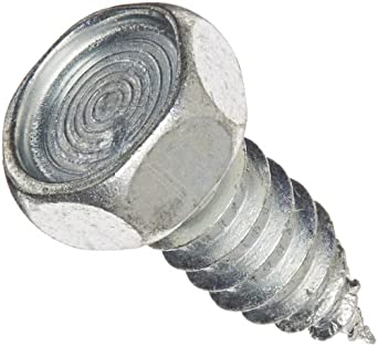 5//16-12 Thread Size Pack of 25 Zinc Plated Phillips Drive Type AB Steel Sheet Metal Screw Pan Head 3//4 Length