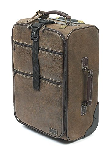 claire-chase-classic-22-inch-pullman-distressed-brown-one-size