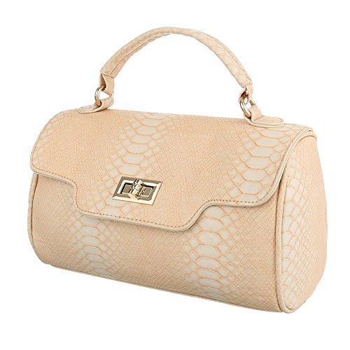 à Ital l'épaule beige Design pour porter femme Sac à AqpRvq