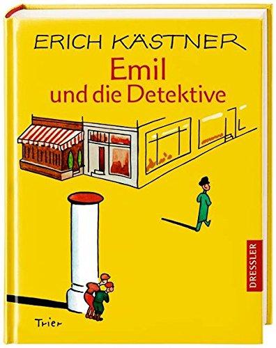 Emil und die Detektive. Ein Roman für Kinder Gebundenes Buch – Illustriert, 28. August 2010 Erich Kästner Walter Trier Dressler / Atrium 3791530127