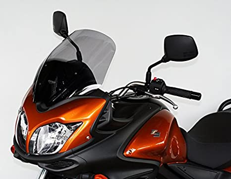 Transparent Puig 9719W Touring Screen for Model Suzuki DL650 V-Strom