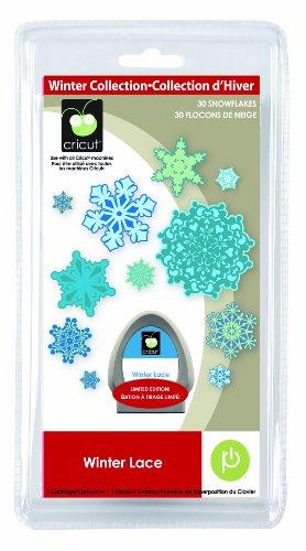 Provo Craft & Novelty Cricut Seasonal Cartridge Winter Lace]()