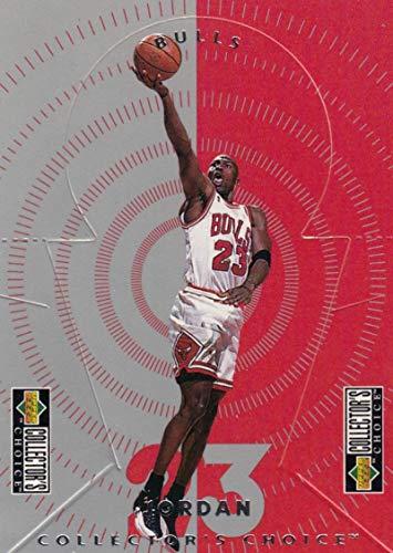 1998 Upper Deck Collector's Choice #M30 Michael Jordan #M30 NM Near Mint