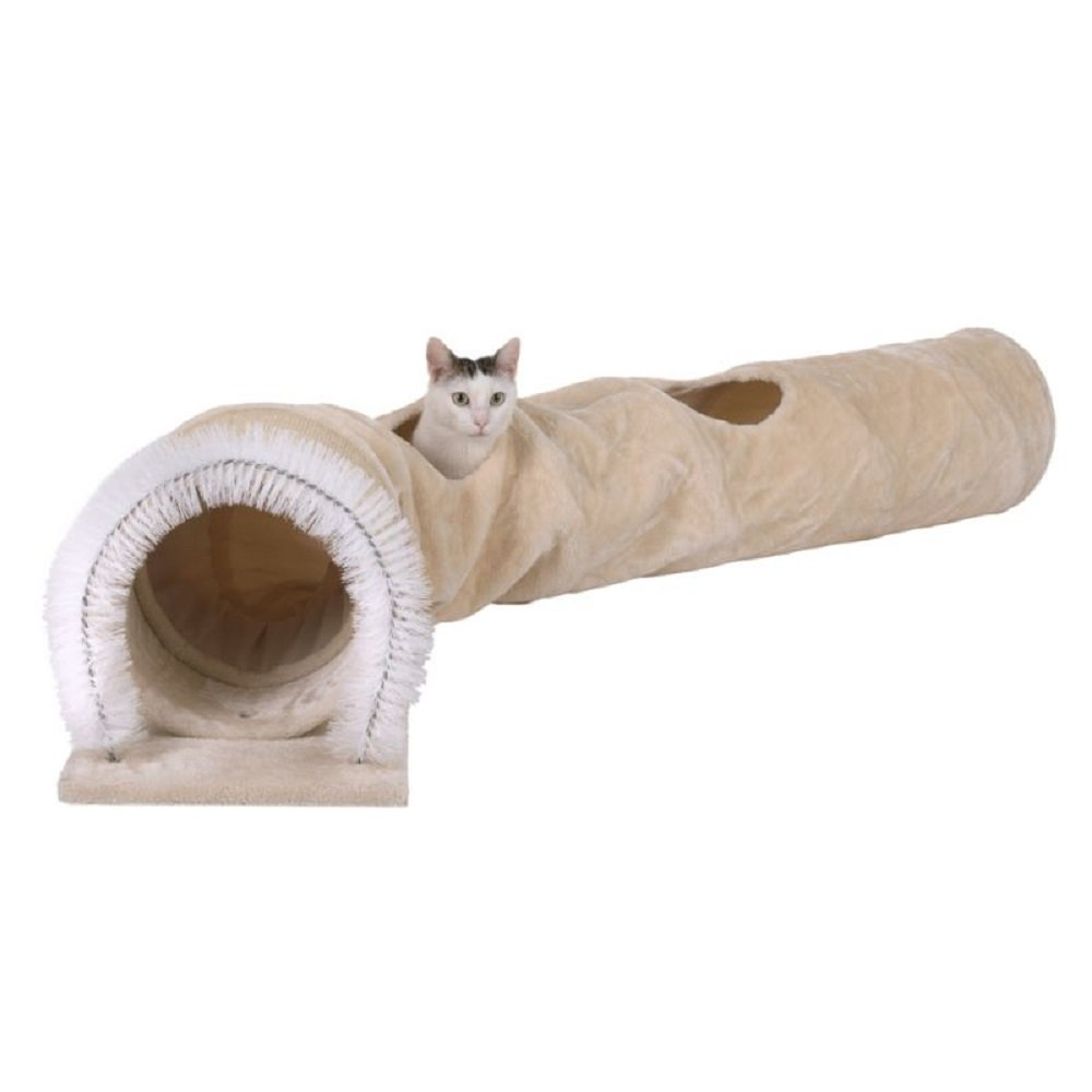 3 in 1 Cat Tunnel Extra Long Sturdy Sisal Scratch Mat Paylesswithss
