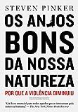 capa de Os Anjos Bons da Nossa Natureza