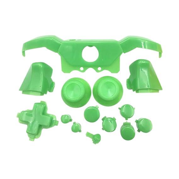 Amazon com: Fosheng Replacement Bumper Trigger Thumb Sticks