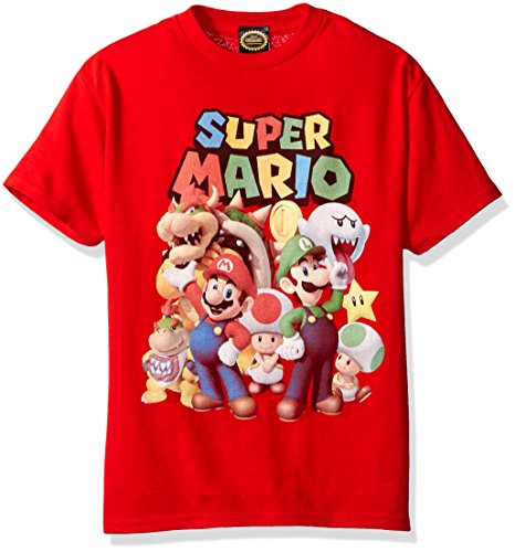 Nintendo Super Groupage Graphic T shirt