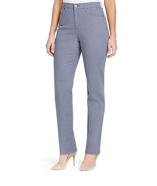 Amazon.com: Gloria Vanderbilt Petite Amanda - Pantalones ...