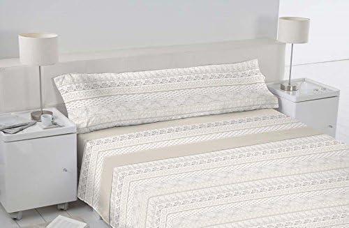 Mas Relax Linici, Juego de sabanas cama de 90 compuesto por bajera ...