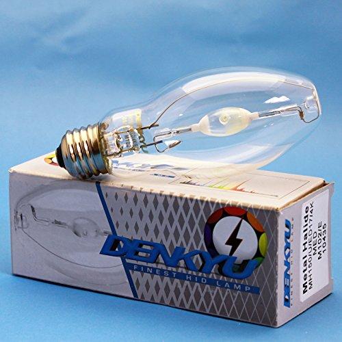 MH150/U/4K/ED17 DENKYU 150W Metal Halide Lamp E26 MED M102/E Bulb (10435)