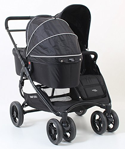 Valco Baby Snap Duo Black Bassinet (not stroller) to work with Tailormade Models by Valco Baby