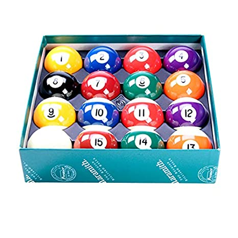 ClubKing Ltd - Juego de bolas de billar: Amazon.es: Deportes y ...