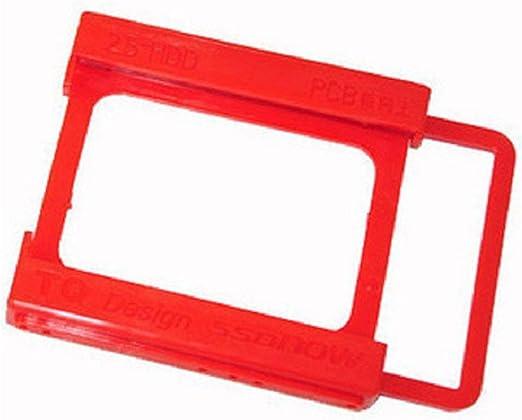 Heaviesk Soporte para Unidad de Disco Duro Bandeja SSD de plástico ...