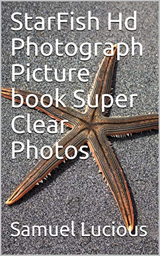StarFish Hd Photograph Picture book Super Clear Photos