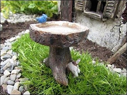 Lunarland Miniature Dollhouse FAIRY GARDEN Digging Dog -