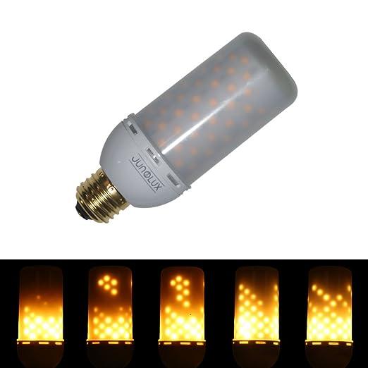 JUNOLUX decorativa LED Llama incluida encendidas claro Fuego Efecto DC12 V 4 W para sistema solar