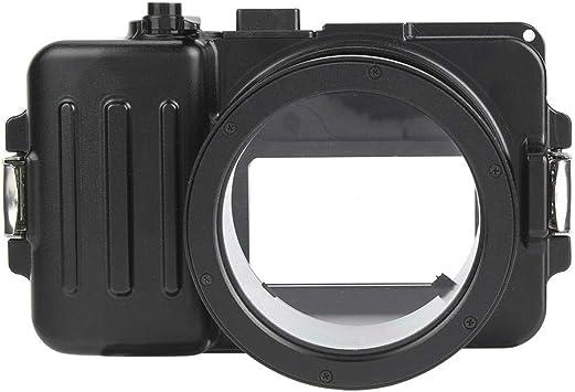 Estuche para cámara Sumergible Sumergible Vbestlife para cámara para Sony A6000 DSLR 1.8 / 35 16/50. Estuche para cámara Impermeable de 100 m 325 pies.: Amazon.es: Electrónica