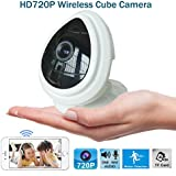 HD 720P Home Security Wifi Security Camera H.264 Motion Detection Recording Mobile Phone Remote View