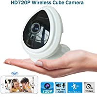 Wifi Wireless HD 720P Home IP Security Camera H.264 Motion Detection Remote Viewing Video Monitor