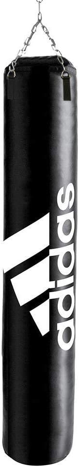 adidas Saco de Boxeo Unisex para Adultos, Color Negro