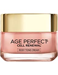 L'Oréal Paris Age Perfect Cell Renewal Rosy Tone Moisturizer...