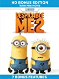 DVD : Despicable Me 2 HD Bonus Edition