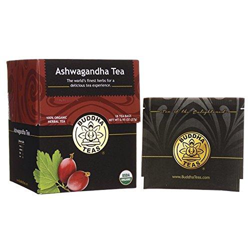 Organic Ashwagandha Root Tea Caffeine Free