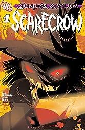 Joker's Asylum: Scarecrow (2008-) #1