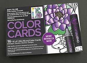 Chameleon Art Products, Chameleon Color Cards, Nature
