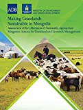 Making Grasslands Sustainable in Mongolia: Assessment of Key Elements of Nationally Appropriate Mitigation Actions for Grassland and Livestock Management ... People's Republic of China and Mongolia)