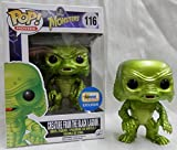 Funko Pop! Universal Monsters Metallic Creature From the Black Lagoon Vinyl Figure Exclusive