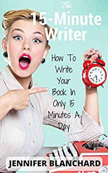 15 Minute Writer Write Your Minutes ebook product image