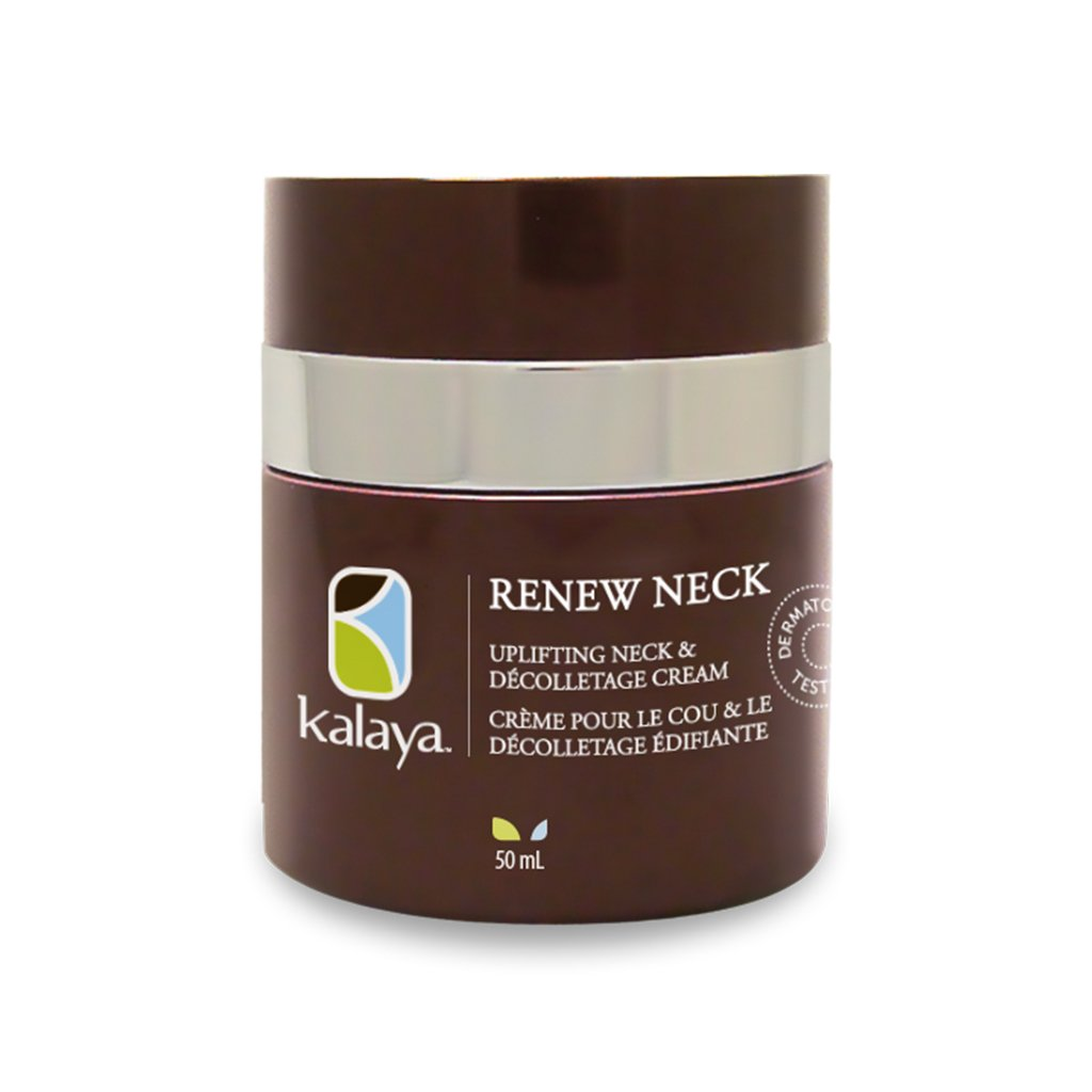 Kalaya Renew uplifting neck & décolletage cream, 50 Milliliter Avaria Health and Beauty Corp