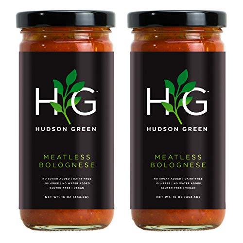 Hudson Green Meatless Bolognese Tomato Sauce 2-Pack ()