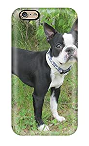 Pamela Sarich's Shop 4705359K36825508 Hot Boston Terrier Dog First Grade Tpu Phone Case For Iphone 6 Case Cover