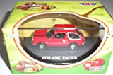 Motormax Fresh Cherries 1978 AMC Pacer HO Scale Train or Diorama