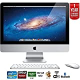 Apple iMac MC309LL/A 21.5-Inch 500GB HDD Desktop - (Refurbished)