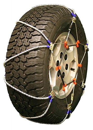 Quality Chain Volt LT Cable Tire Chains (QV761)